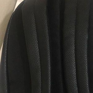 Calvin Klein Bags - CALIN KLEIN Black Vegan Backpack by Calvin Klein